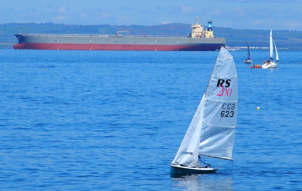 East Lothian Yacht Club - RS200